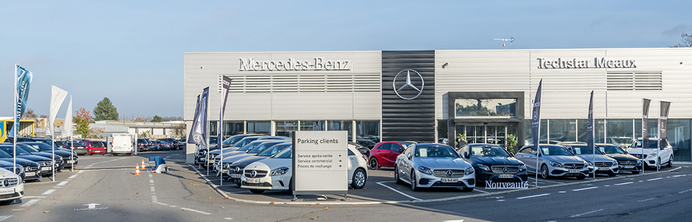Photo Mercedes Techstar Meaux